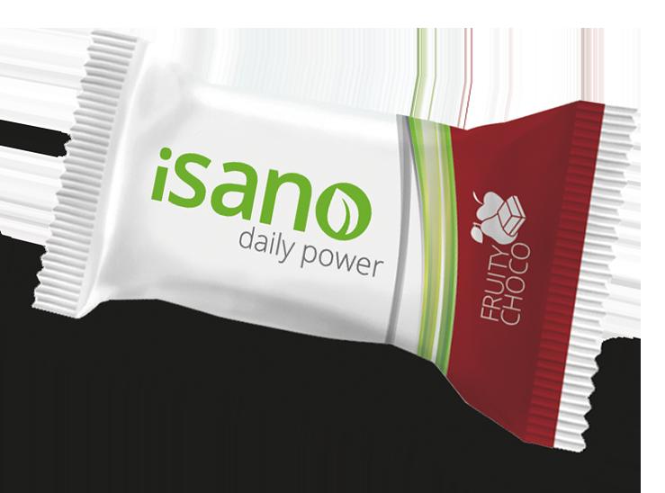 Isano Riegel Persp Fruity Choco